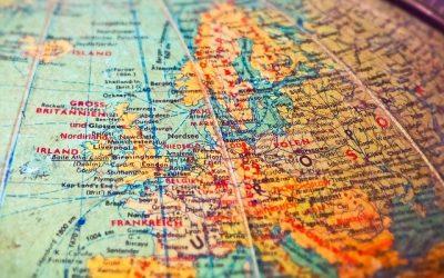 L'utilité d'avoir une map monde dans son sac à main